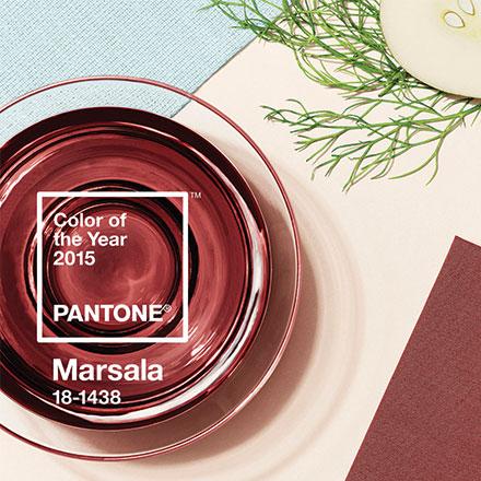 Pantone Color - 2015