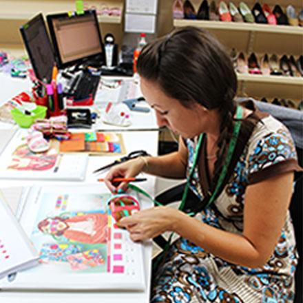DesignerWorking